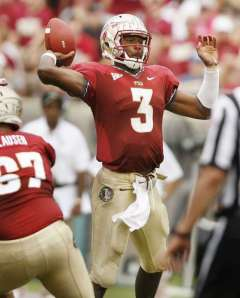 Only time will tell if 1st Round pick EJ Manuel will be the Buffalo Bills QB of the future.