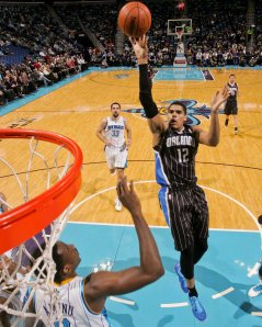 Half Hollow Hills Alum Tobias Harris with the Orlando Magic