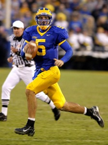 Joe Flacco led the Blue Hens to the 1-AA National Championship Game in 2007.