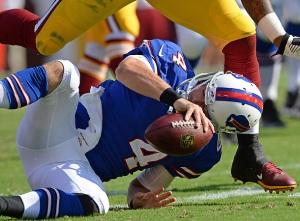 Kevin Kolb Injury