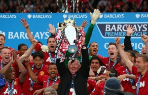 This past season saw Manchester United lift the trophy yet again.
