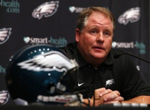 How will Chip Kelly fare without the backing of Phil Knight and the University of Oregon college football machine?