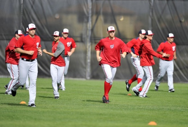 Hopes were high in Viera, Florida back in February as the 2013 Washington Nationals got together for the first time.