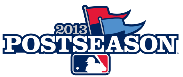 2013 MLB Postseason Logo