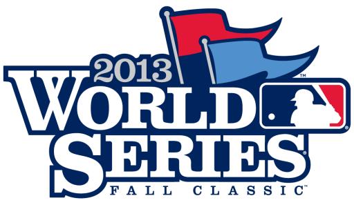 2013 World Series logo