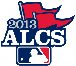 MLB ALCS Logo