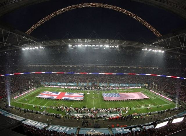 Nicky Hayes/NFL UK - Pool /Getty Images