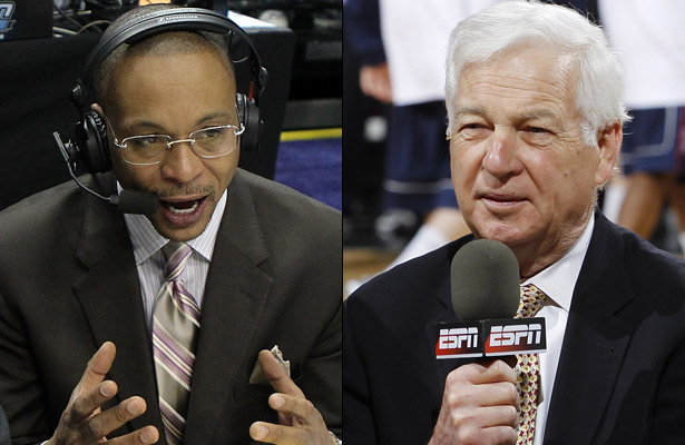 Not a lot of images this week, and certainly a lot more text. But guys, this starts today. A FOX mic flag, of course. But guys, Gus Johnson and Bill Raftery. Oh man.