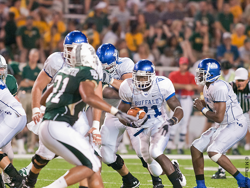 Baylor Bears vs. Buffalo Bulls