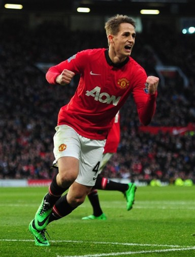 Adnan Januzaj continues his great season as the youngster scored again for the Red Devils.