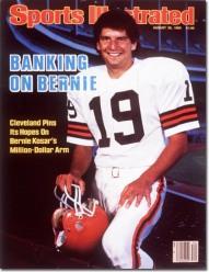 Bernie Kosar, back when hope was bright.