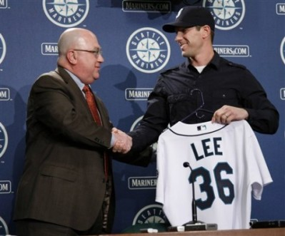 Remember when we got Cliff Lee? We used to have Cliff Lee.