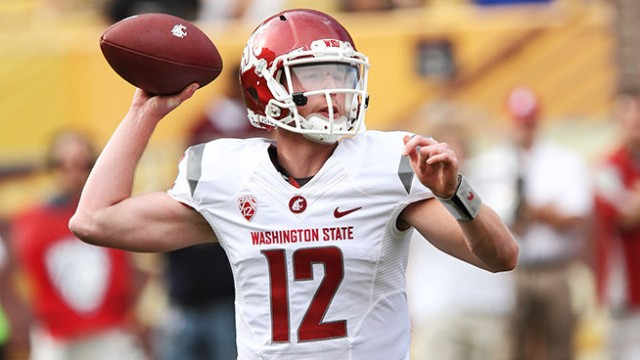 Connor Halliday, Washington State University Cougars