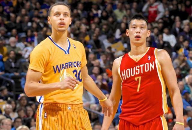 Curry vs Lin