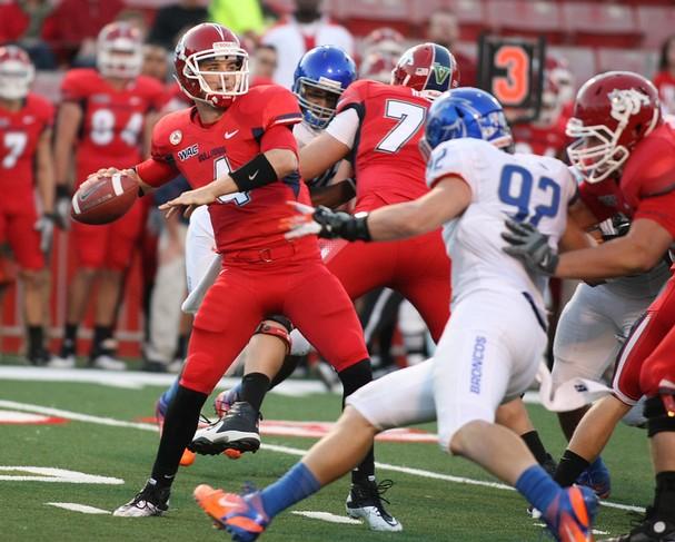 Derek Carr Fresno State