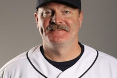 We had this guy as a manager, and he had that mustache. Hang in there, Eric.