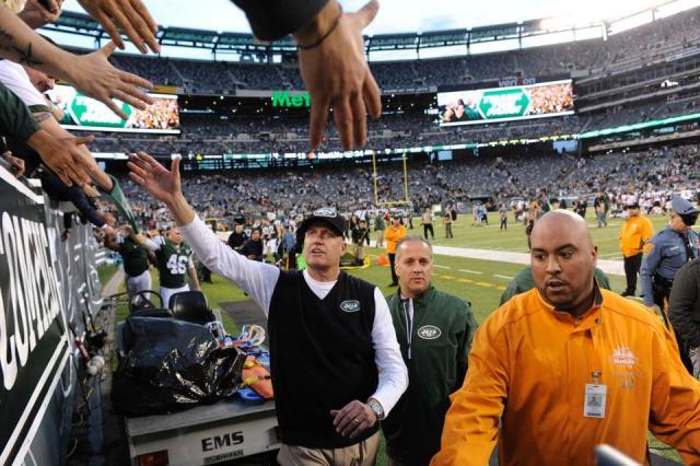Rex Ryan Jets beat Browns