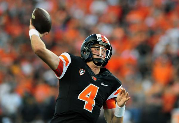 Sean Mannion, Oregon State Beavers