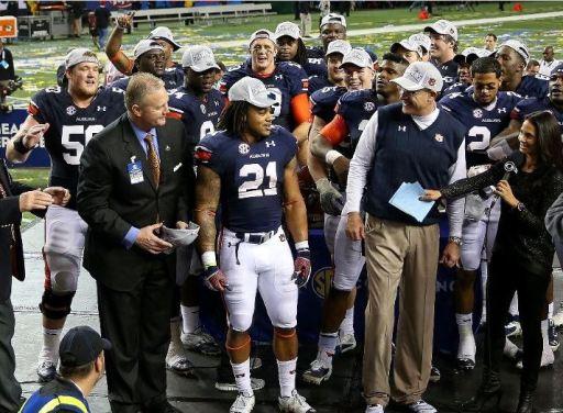Auburn SEC Champs