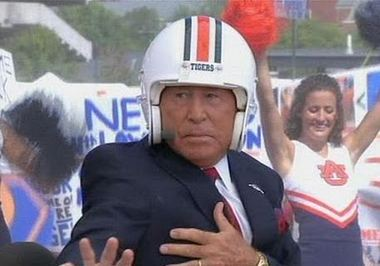 I'm with Lee (from whenever this incarnation of College Gameday was). I got Auburn.