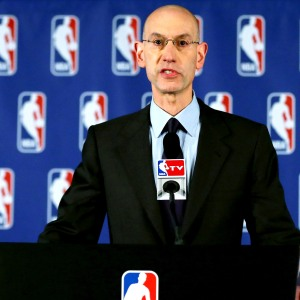He may be a very strange looking guy, but Adam Silver has been very commendable in his response to his first big scandal as NBA Commissioner. Photo Credit: AP