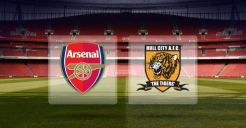 Arsenalv Hull City
