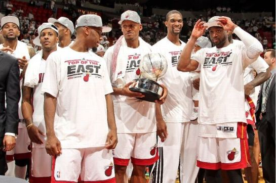 When it's all said and done, will the Heat be triumphant yet again? Photo Credit: Issac Baldizon/NBAE via Getty Images