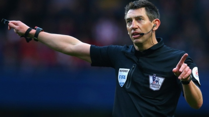 Lee Probert will be the match official for Saturday's FA Cup final. This will be his third FA Cup final as part of the officiating crew.