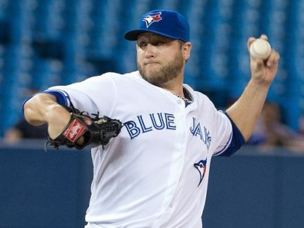 Mark Buehrle contributed another fine effort Tuesday against the Tampa Bay Rays. Photo Credit: Nick Turchiaro, USA TODAY Sports