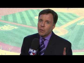 Bob Costas, sportscaster extraordinaire