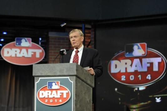 Bud's last season as commissioner, thank heavens. Photo Credit: Bill Kostroun/Associated Press