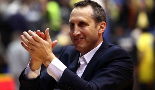 Cavs fans, all nine of you, say hello to your new head coach, David Blatt
