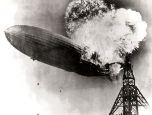 This isn't Joel Hillenberg. This is the Hindenburg.