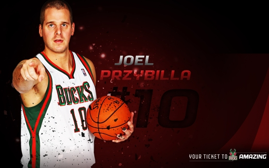 Joel Przybilla wants you! ...to give him your basketball abilities. He could hav