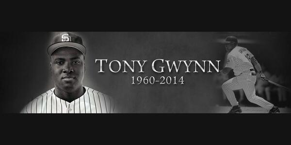 Tony Gwynn RIP Mariners