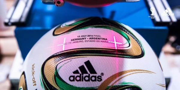 World Cup Final 2014 ball