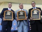 Atlanta Braves BBHOF Class of 2014
