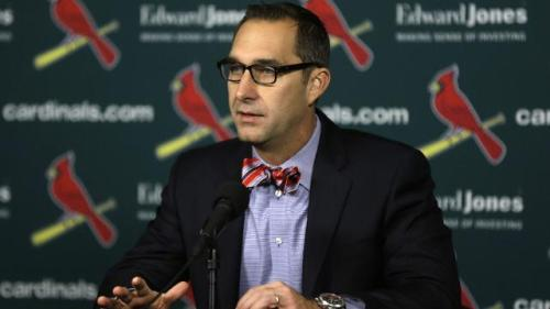 St. Louis Cardinals General Manager John Mozeliak made a couple of moves in the last week to improve their pitching staff as they head into the stretch run, adding Justin Masterson and John Lackey. Photo Credit: Associated Press