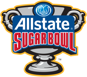 Allstate Sugar Bowl logo