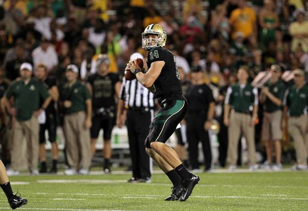 Bryce Petty and the Baylor offense are a guarantee to put up big points and ensure excitement in the Cotton Bowl Classic. Photo courtesy of Carlton Rogers.