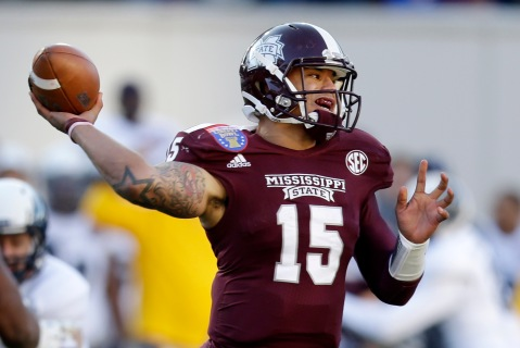 Dak Prescott, a one-time Heisman hopeful, will be orchestrating the Bulldogs offense on New Year's Eve.